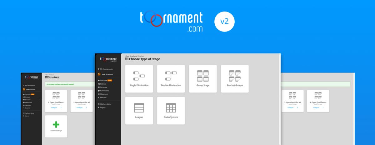 Toornament v2: Structures
