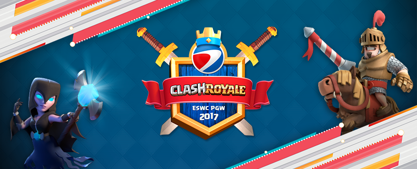 Discover the path to become a Clash Royale ESWC Champion!