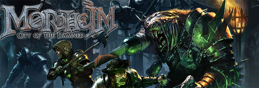 Let Mordheim pave the way…