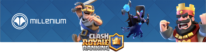Clash Royale Ranking powered by Toornament