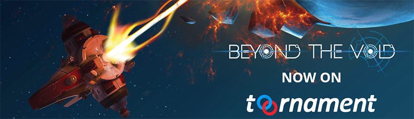 Beyond the Void now on Toornament!