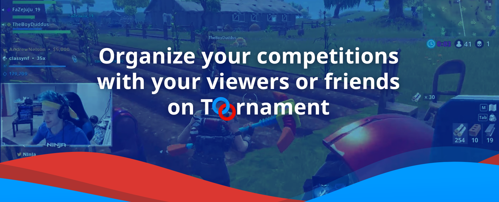 Fortnite - Create your tournament - Toornament Knowledge Base