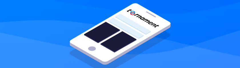 The Toornament platform is now fully responsive
