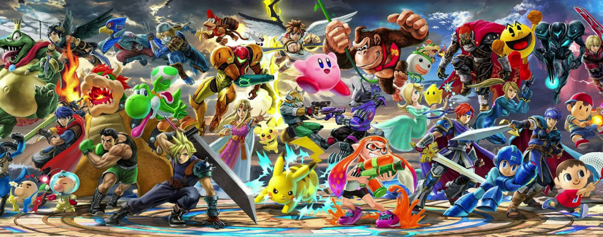 Are you ready for Super Smash Bros Ultimate?