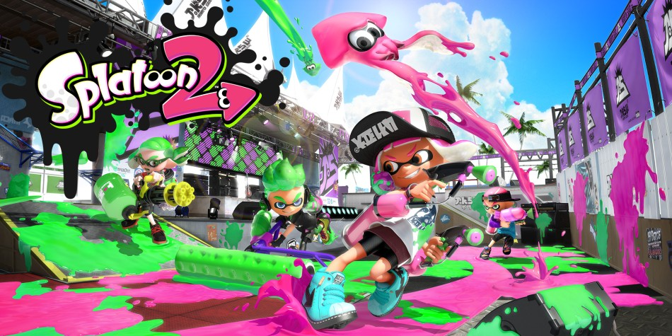 Case study: Introducing the new Splatoon 2 tournaments website