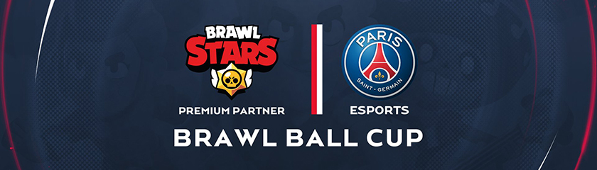 First ever Brawl Ball Cup by the PSG Esports